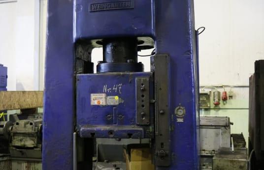 KIESERLING & ALBRECHT FS 450 Screw preša