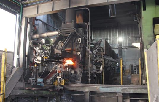Machine de fonderie I.C.M.I. FORNI INDUSTRIALI FORNO RISCALDO RAPIDO MONOBARRA 5.8 T/H