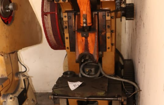 DIGEP SD-40 40t eccentric press
