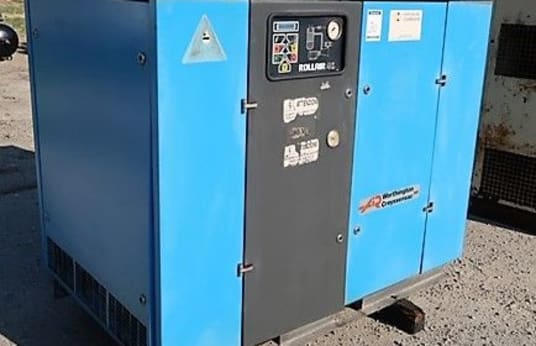 WORTHINGTON CREYSSENSAC ROLL AIR 40 Schroefcompressor