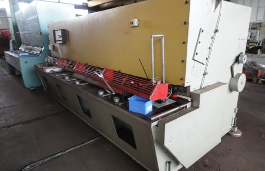 DARLEY GS 4000 x 6 Guillotineschaar