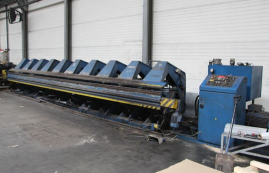 LIPTOVSKE STROJARNE XOS 8000/4 Bending Machine