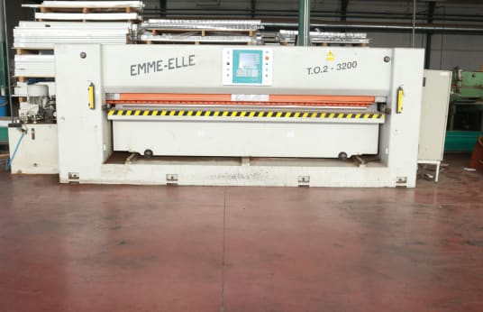 EMME ELLE T.O.2 3200 Veneer Cutting Machine