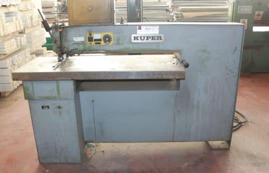 Машина за свързване на фурнири KUPER FW 1150