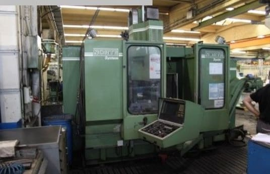 NORTE VS 2000 Machining center - vertical
