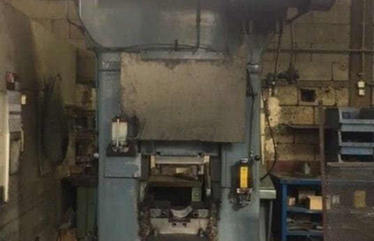 BERRENBERG RSPP 160/250 Friction spindle press - two-column