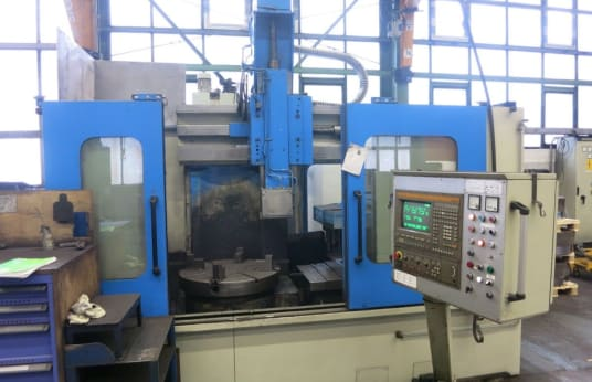 JUNGENTHAL DKE 800 S Vertical lathe - single column