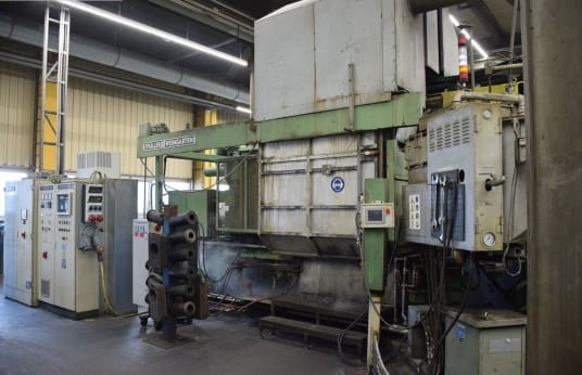 WEINGARTEN GDK 500 Cold chamber die casting machine -Horiz