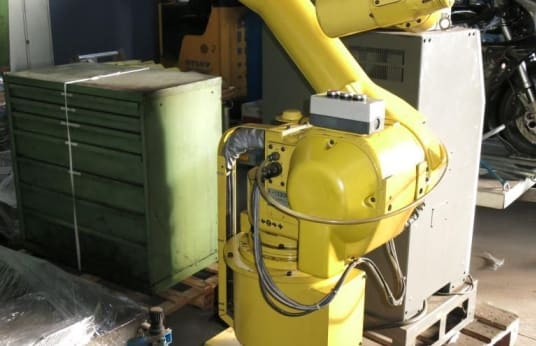 FANUC Robot S-Model 10 Robots- Handling