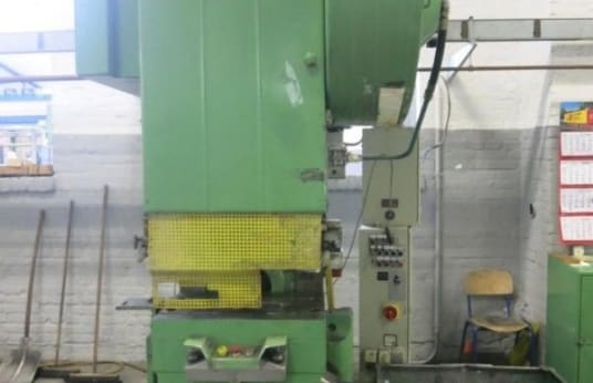MASCH K-1428 Eccentric press - single column