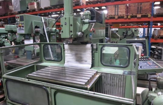 PRVOMAJSKA M400 Universal milling and boring machine