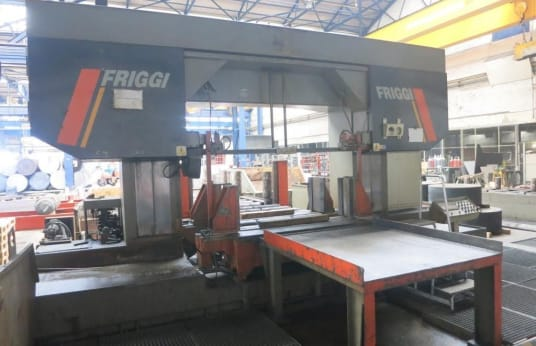 FRIGGI 2MFACN Band saw - horizontal