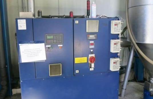 SIMAR KT 600 - S Granulate dryer