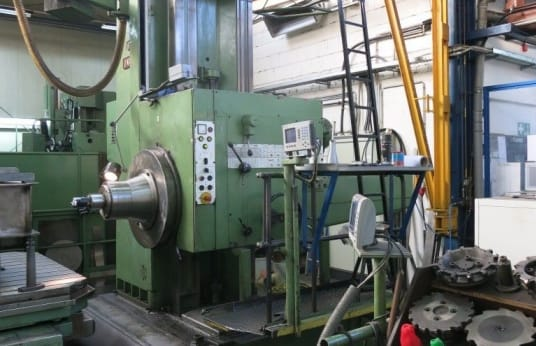UNION BFP 125/5 Panel boring mill - horizontal