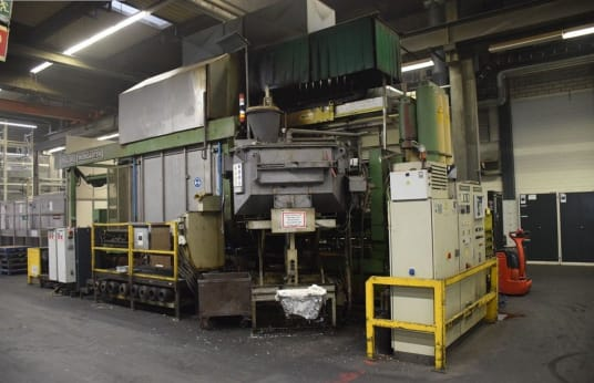 WEINGARTEN GDK 1000 Cold chamber die casting machine - Horizon