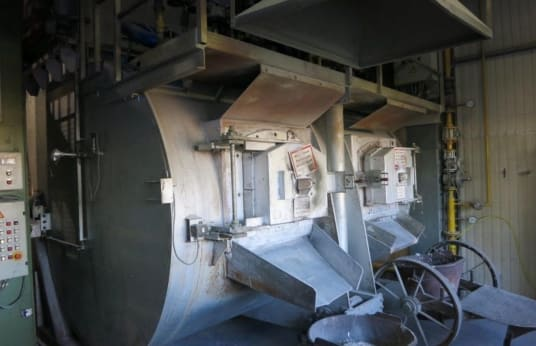 WESTOFEN WO 150/300 WA-KSG Furnace gas for alumineum smelting
