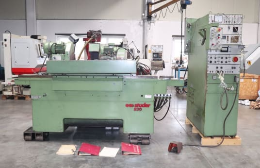 STUDER S 30-12 CNC CNC Cylindrical Grinding Machine