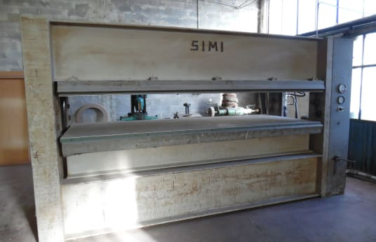 SIMI Panel press