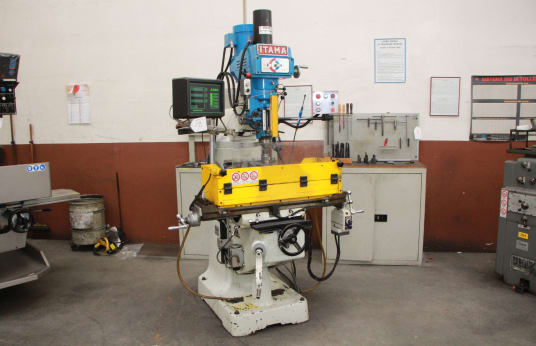 ITAMA ITAMA FV 15 VS Vertical milling machine