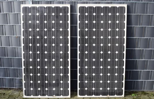 SOLARfun SF160-24 - M170/175/180 172,8 KW monocrystalline solar modules (170/175/180Wp) - 72 cells