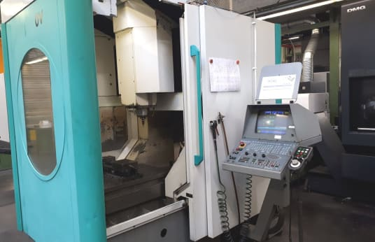 Centro di lavoro verticale DECKEL MAHO DMC 70 V
