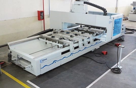 HOMAG BOF 311/60/F/K 5-Axis CNC Router