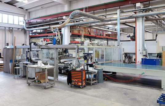 CMS AVANT CNC Router with NESTING Table