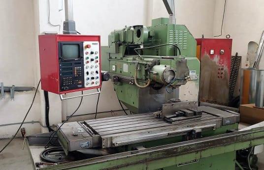 REIDEN BF 3 CNC Bed-Type Milling Machine