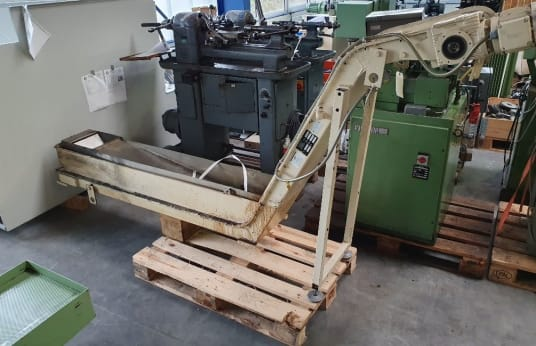 NEUHÄUSER Chip Conveyor