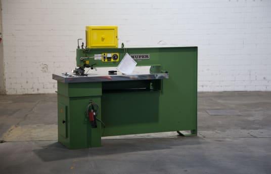 Ребросклеивающий станок для шпона KUPER FW 1150