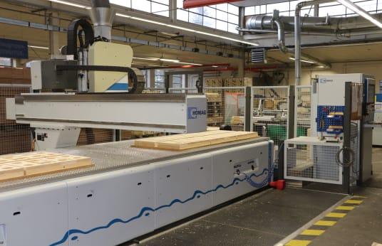 CNC обработващ център HOMAG Optimat BOF 311/60/R