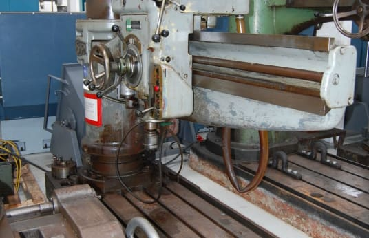 GSP 46Q16 RADIAL DRILLING MACHINE