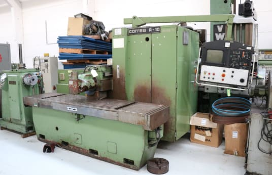 CORREA A10 CNC BED MILLING MACHINE