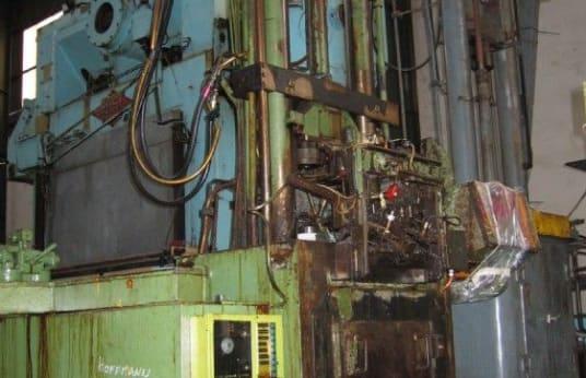HOFFMANN RISZ 6,3x1000x320 Vertikal-Räummaschine