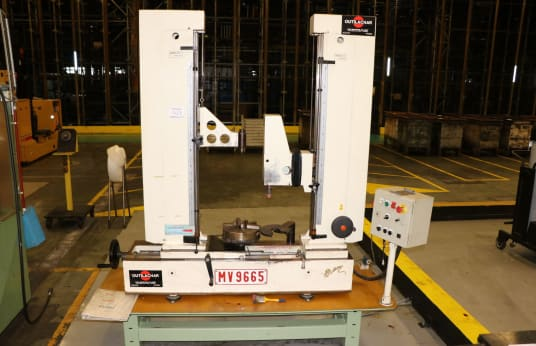 ROLLET CONT.C 1000 Gear Testing Device