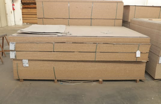 SAIB Lot of Melamine Panels (47)