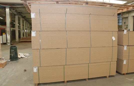 SAIB Lot of Melamine Panels (126)