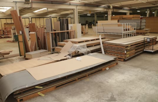 ABET LAMINATI Lot of Melamine Panels