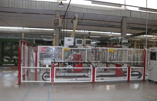 MAW NOTTMEYER BME 3/4-S CNC megmunkáló központ