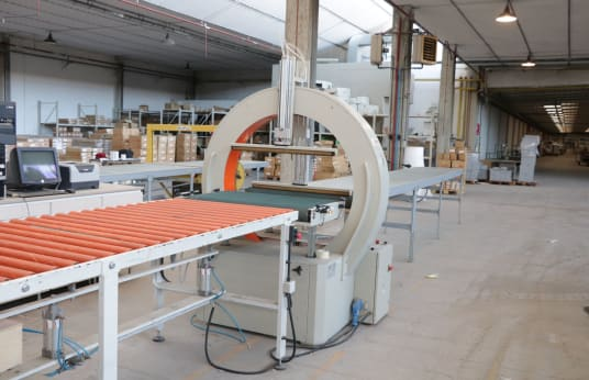 LINEA PACK AVVOLGIPACK 120 A2 P Automatic Horizontal Wrapping Machine