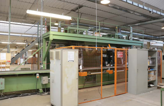 IMA BIMA/II/2 UNIVERSAL CNC Drilling, insertion and grooving center