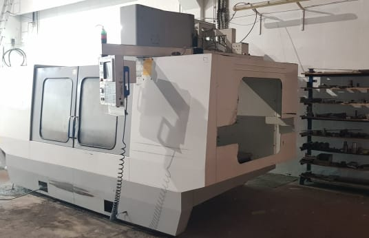 HAAS VF 9 CNC Machining Center