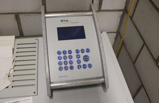 RTM Time stamp clock