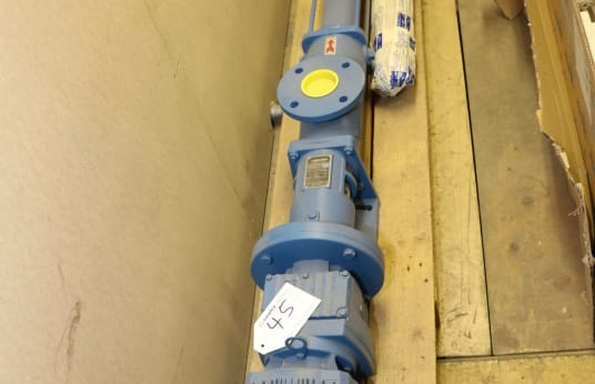 PUMPENFABRIK WANGEN ESP Eccentric screw pump