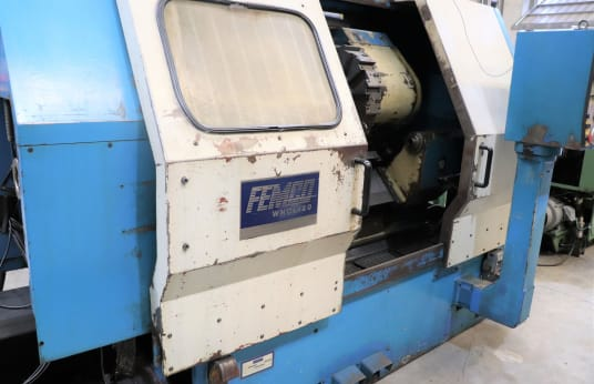 CNC fréza FEMCO WNCL-20/60