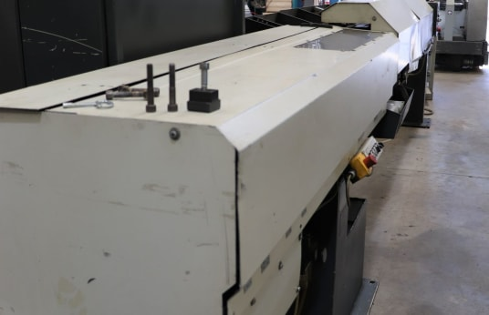FMB TURBO 3000/1700LMS Bar Loader