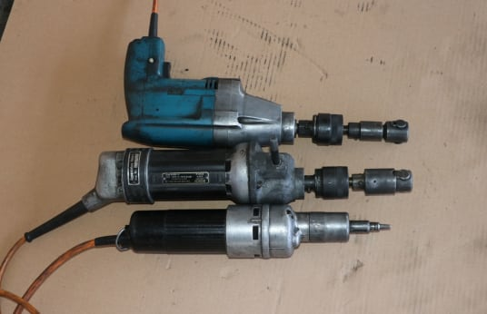 BOSCH Lot of Hand Machines