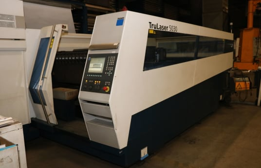 TRUMPF TRULASER 5030 Laser Cutting Unit