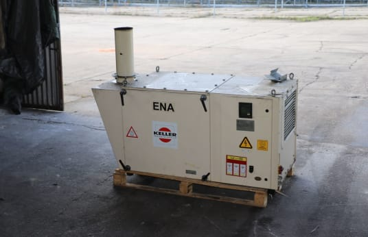 KELLER ENA - K 1.0 V Dust Extraction System