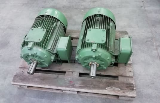 MARELLI MOTORI KW 37 Lot of engines